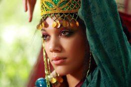 Black Woman as Esther